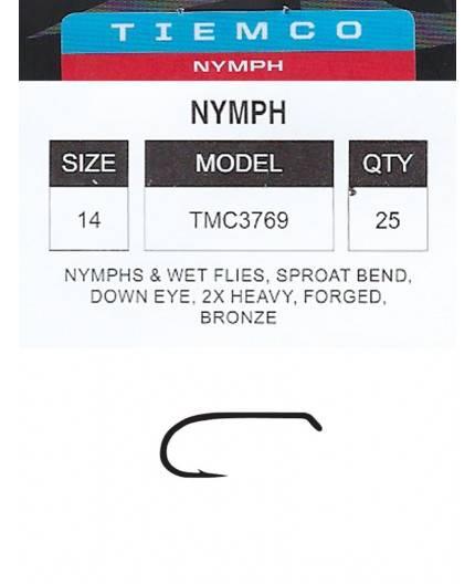 TIEMCO WET FLY & NYMPH 3769  - 1