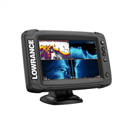 LOWRANCE ELITE-9 TI2 - AI 3-IN-1