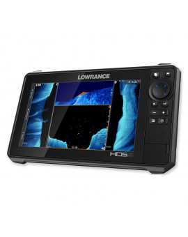 LOWRANCE HDS-9 LIVE - AI 3-IN-1