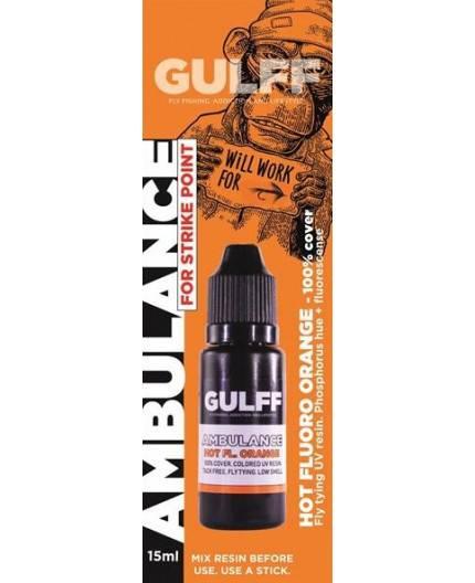 GULFF AMBULANCE ORANGE 15ML