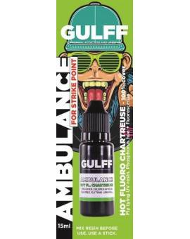 GULFF AMBULANCE CHARTREUSE 15ML