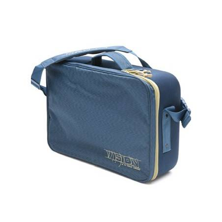 VISION HARD GEAR BAG NAVY BLUE