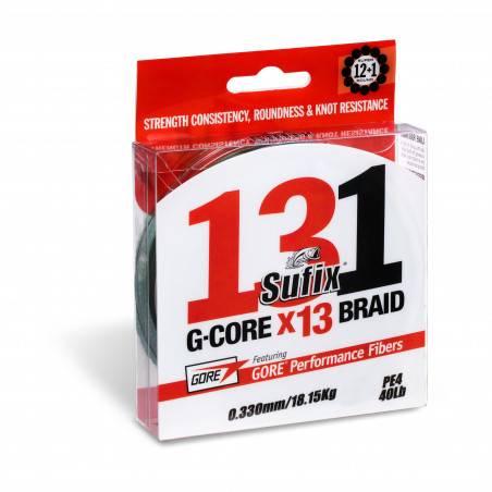 SUFIX 131 G-CORE X13 BRAID 150M