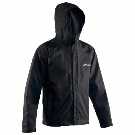 GRUNDÉNS WEATHER WATCH JACKET BLACK