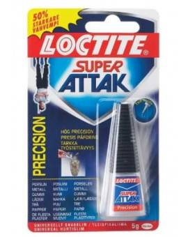 LOCTITE SUPER ATTAK 5GR  - 1