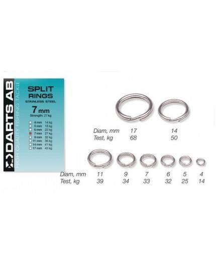 DARTS SPLIT RINGS Darts - 1