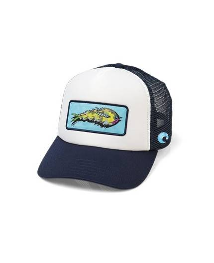 COSTA GAME CHANGER TRUCKER WHITE
