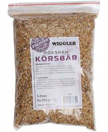 WIGGLER RÖKSPÅN KÖRSBÄR Wiggler - 1