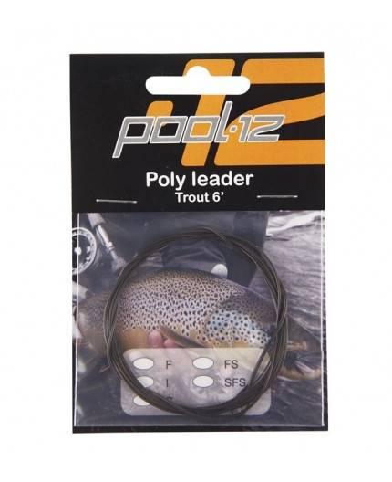POOL 12 POLY LEADER  - 1