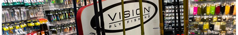 Flugfiskespö från märket Vision för nybörjare & professionella