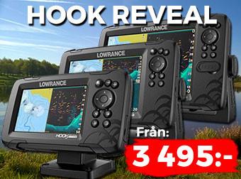 Hook reveal