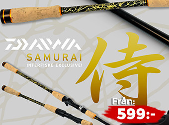 Daiwa Samurai